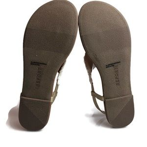 Report Shoes - Report Womens Ginelle Casual Slide Sandal Size 6.5